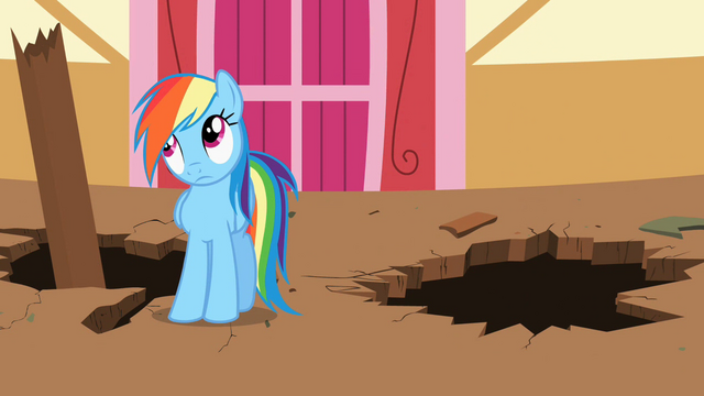 File:Rainbow Dash rolling her eyes at Derpy (again) S02E14.png