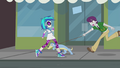 Unnamed boy and dog passing DJ Pon-3 EG2.png