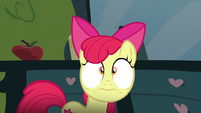 Apple Bloom trapped in a cutie mark nightmare S5E4