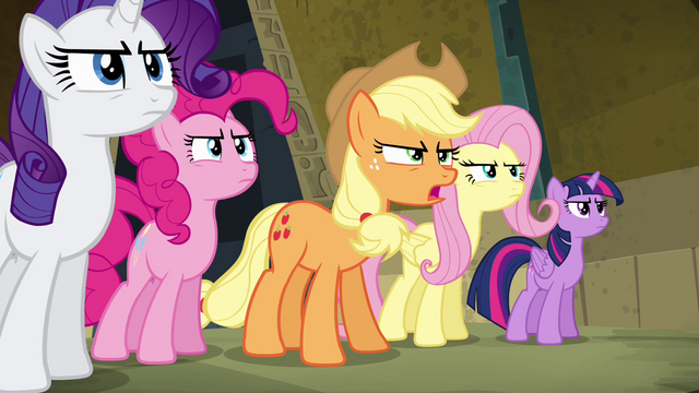 File:Applejack 'whatever your name is!' S4E04.png