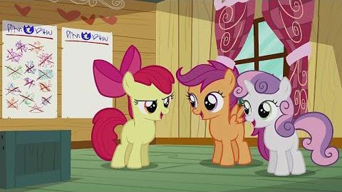 Dutch My Little Pony We'll Make Our Mark - Prelude HD