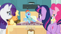 Rainbow Dash disapointed S2E16
