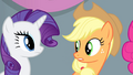 "Applejack ""Ponyville doesn't have any ice archers"" S4E24.png"