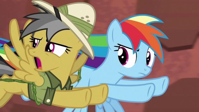 """File:Daring Do """"are you crazy?!"""" S6E13.png"""