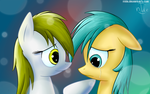 File:FANMADE Derpy and raindrops.png