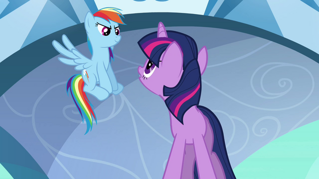 File:Rainbow acknowledging Twilight S3E2.png