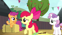 "Scootaloo ""it does feel kinda nice"" S5E6"