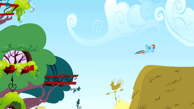 File:Rainbow Dash leaves S01E16.png