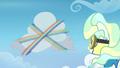 Rainbow spirals around a cloud at high speed S6E24.png