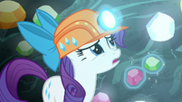 "Rarity ""...luminescent!"" S6E5"