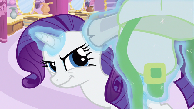 File:Rarity sly smirk S2E23.png