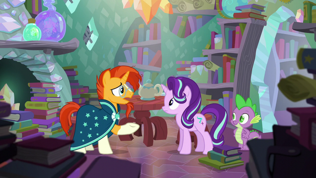 "File:Sunburst ""you could have helped me at magic school"" S6E2.png"