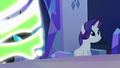 Applejack Changeling turning back to normal S6E25.png