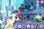 Crystal Empire Seek & Find level 2 screenshot 2