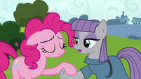 "Maud Pie ""rocks aren't the only reason"" S7E4"