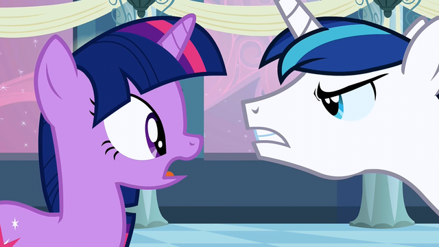 File:Shining Armor angry with Twilight S2E25.png