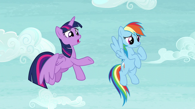 """File:Twilight """"he does seem to be moving a little slowly"""" S5E5.png"""