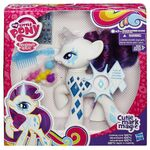 Cutie Mark Magic Glamour Glow Rarity doll packaging
