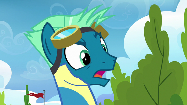 """File:Sky Stinger """"what did you say?"""" S6E24.png"""