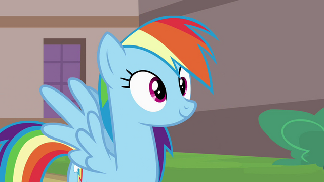 File:Rainbow Dash Pondering 2 S2E16.png