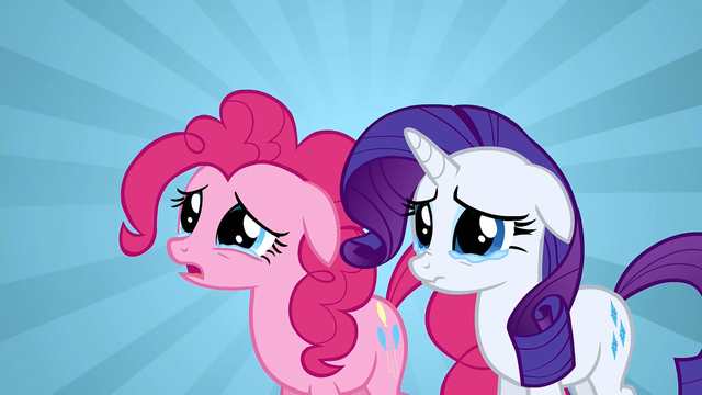 File:Rarity & Pinkie Pie in tears S2E19.png