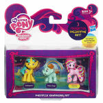 Miniature Collections Ponyville Newsmaker Set