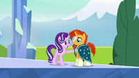 "Starlight ""I think you're the Crystal Empire's big important wizard"" S6E2"