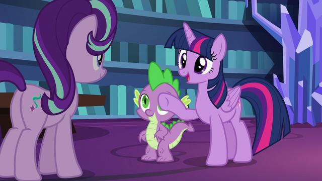 "File:Twilight Sparkle ""nothing short of amazing"" S6E21.png"