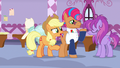 Applejack about to say something to Starstreak S7E9.png