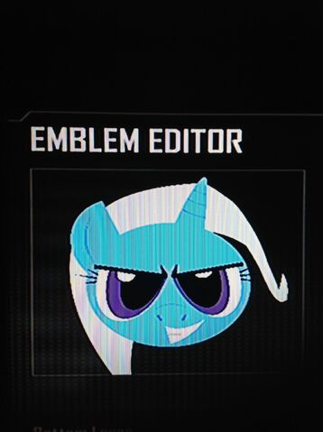 File:FANMADE Trixie Black Ops 2 Emblem.jpg
