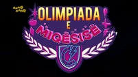 Friendship Games Logo - Albanian