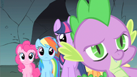 Spike likes this S1E19