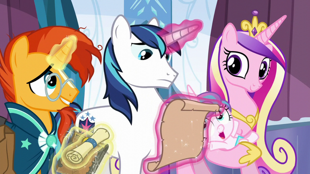 File:Sunburst opens up scroll containing Fledgling's Forbearance spell S6E2.png