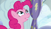 "Pinkie Pie ""to become a Wonderbolt!"" S6E7"
