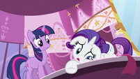 "Rarity ""I have searched"" S2E03"