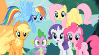 Staring at Mouse Horses S1E26