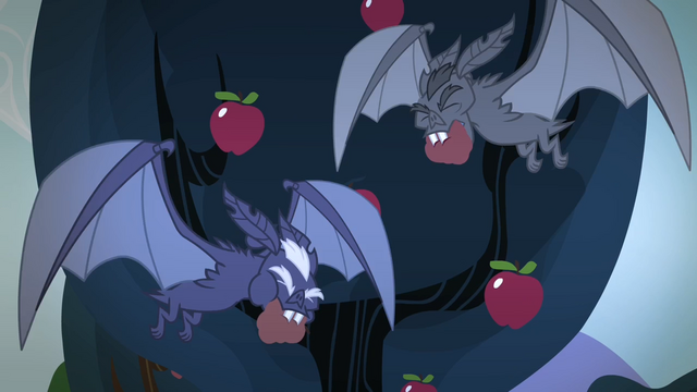 Datei:Bats taking the apples S4E07.png
