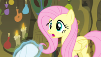 Fluttershy accepts S4E14