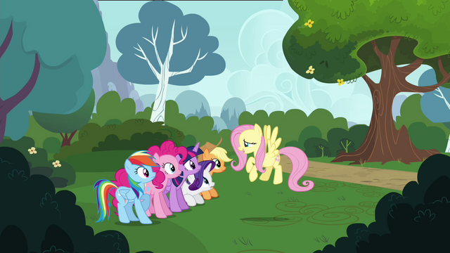 File:Fluttershy embarrassed S4E16.png