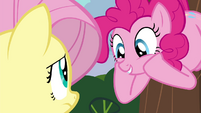 Pinkie Pie super excited S4E16
