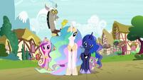 Princesses and Discord S4E26
