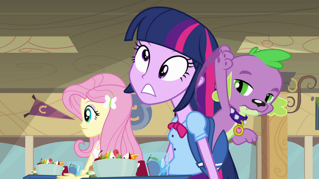 File:Spike smacks Twilight's head EG.png