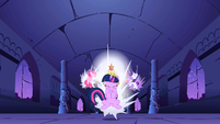 Twilight curled up Elements of Harmony S1E02