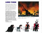 Art of Equestria page 106 - Lord Tirek concept