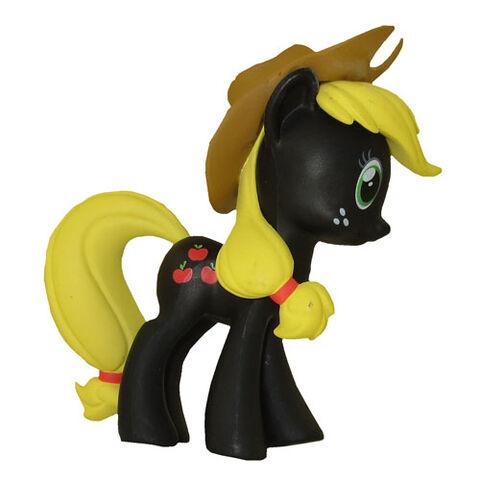 File:Funko Applejack black vinyl figurine.jpg
