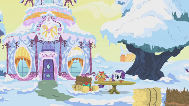 File:Rarity making nests outside Carousel Boutique S1E11.png