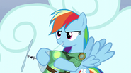 """Rainbow """"And my choice has long been made"""" S5E5"""