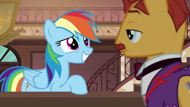 File:Rainbow gives hotel clerk a pleading look S6E13.png