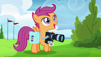 """Scootaloo """"I can't believe I'm documenting"""" S7E7"""