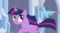Twilight 'But there is something else you can do' S3E2
